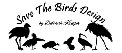 Save the Birds Design